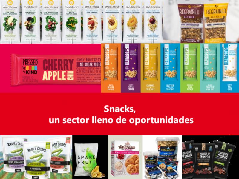 Innovación y tendencias en snacks en 2017