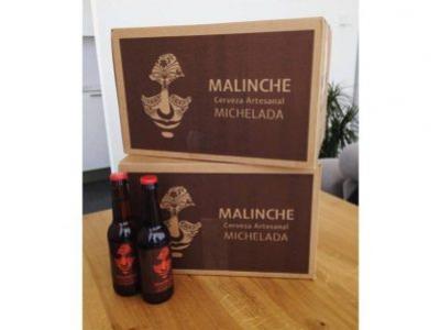Cerveza Michelada Malinche