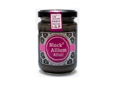 All I Oli de Ajo Negro  Black Allium®