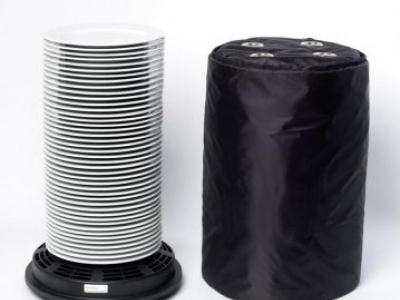 Calienta platos Heating Plate para 120 platos