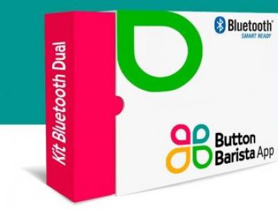 Button Barista App de Azkoyen Vending