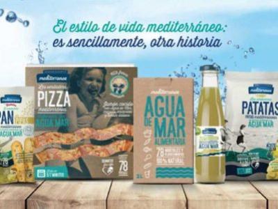 Mediterranea - Alimentos con Agua de Mar