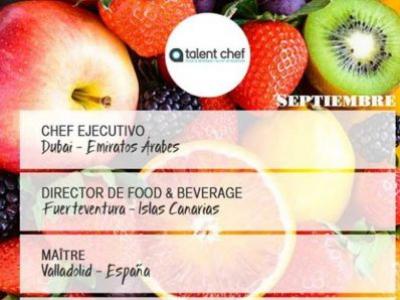 Talent Chef