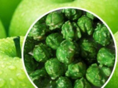 Palomitas con sabor a manzana verde Pop It