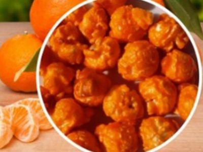 Palomitas con sabor a mandarina Pop It