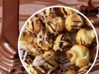 Palomitas sabor doble chocolate Pop It