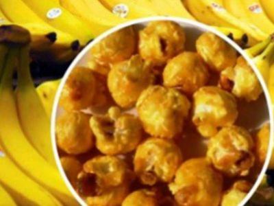 Palomitas con sabor a plátano Pop It