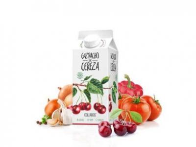 Gazpacho de Cereza - Collados Gourmet