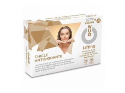 Chicle con propiedades antioxidantes Wug Lifting