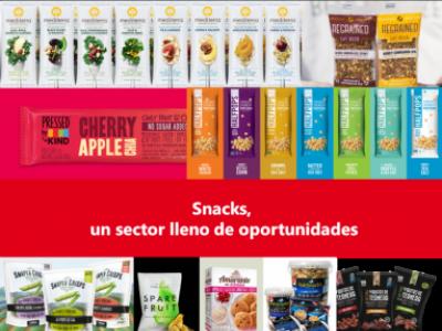 Snacks: 4 tendencias a seguir para un sector con buenas perspectivas